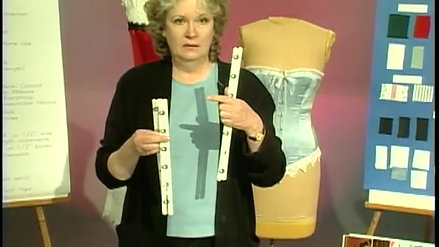 Download Video - 2 hours - How to Build and Fit a Victorian Corset