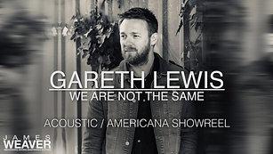 Gareth Lewis Showreel
