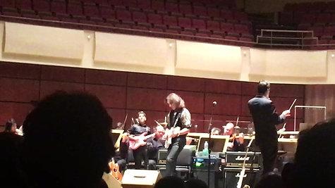 Mike Valeras & Steve Vai