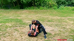 KML Techniques P1: Time line and release of the choke on the ground