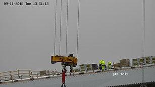 Kameranlegg levert av M16 Akershus vaktselskap AS