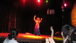 International Bellydance Party at Drom Manhattan NYC