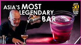 50 Best Bars - Indulge Bistro Taipei