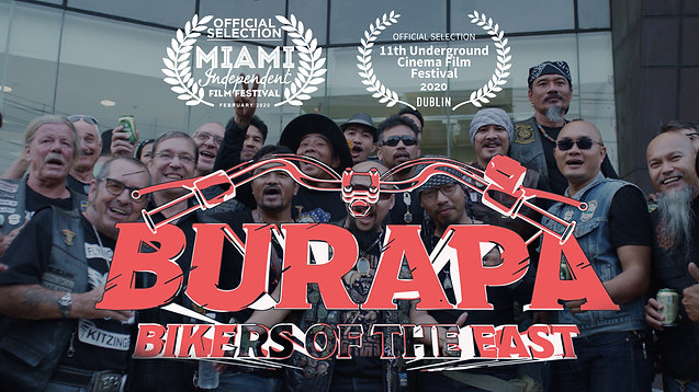 Burapa: Bikers of the East Official Trailer
