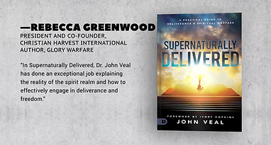 Supernaturally Delivered