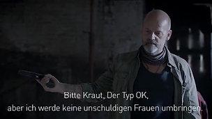 Flikken Maastricht (Dutch with a German accent   German subtitles) – Role: Kraut – 2013