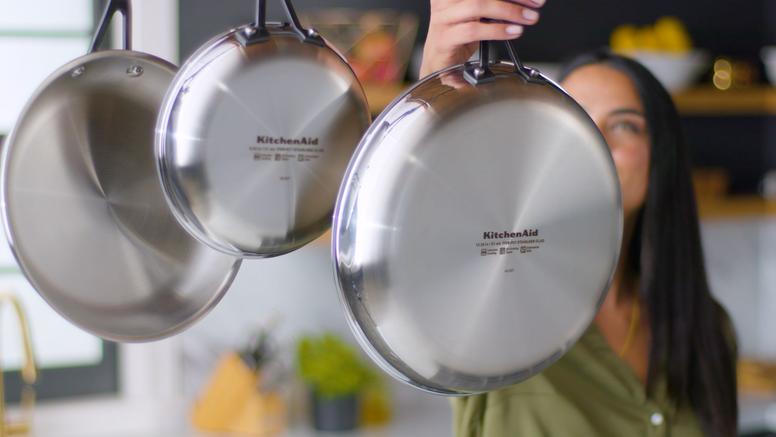 KitchenAid cookware features & benefits