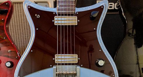 Guitarist magazine JB & Double Standard demo