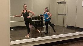 Miss Emily Ballet Technique