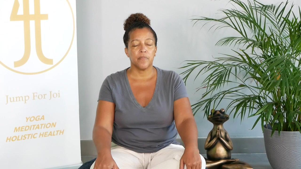 Yoga Nidra Body Class