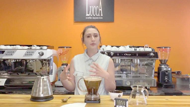 Receita exclusiva da Camila para o café sensorial rapadura da Lucca escolhido pela Seleção do Erick