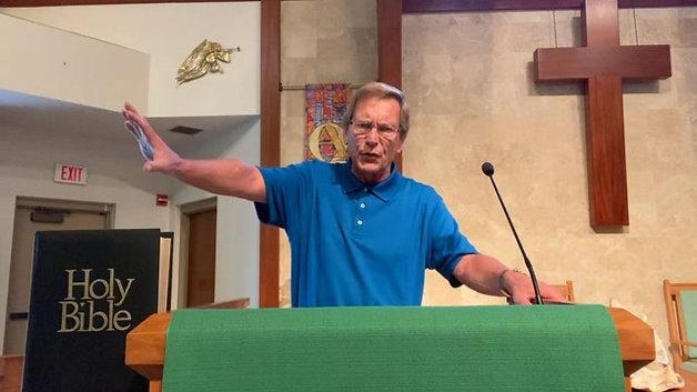 Pastor David Trexler
