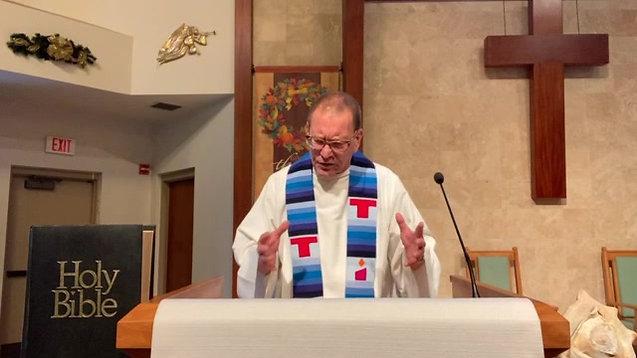 Pastor David Trexler - 1st Advent