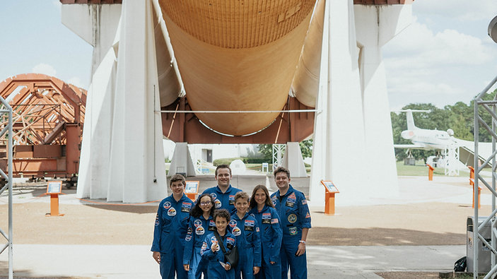 Cosmic Odyssey Camp - August 2021