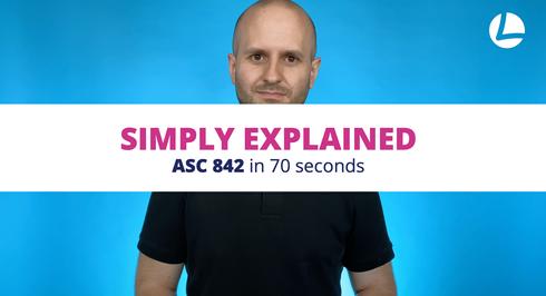 LucaNet AG - Simply Explained: ASC 842 - Ein Social Media Format