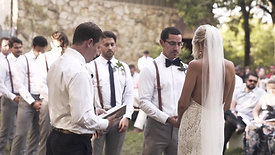 Jon & Krista Wedding Video