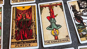 Lesson 1: The Major Arcana