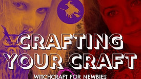 Crafting Your Craft: Class 2