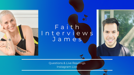 James' Interview with Faith Streng!
