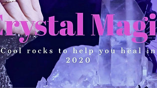 Crystal Magic Series: Class 4