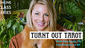 Turnt Out Tarot: Alex Caiola