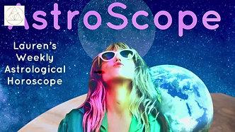 Weekly Astroscope: January 4-10th 2021