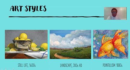 ARTWORKSHOP - ART STYLES