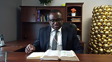 December Message from Pastor David