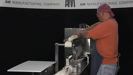 AM Manufacturing  K3300, COMBINATION SINGLE BANK ROTATING KNIFE DOUGH DIVIDER   BAGEL FORMER