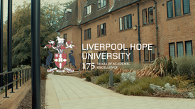 The UK's Most Beautiful Universities: Liverpool Hope