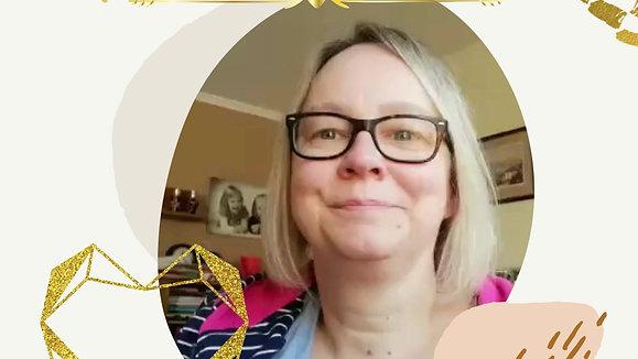Annette, Kursteilnehmerin