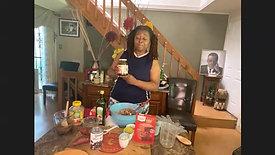 Part 1: Virtual Brunch w/Chef Eula: Black Bean Brownies