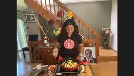 Part 1: Virtual Brunch w/Chef Eula: Vegan BLT