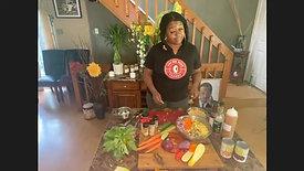 Virtual Brunch w/Chef Eula: Black Eyed Pea Caviar