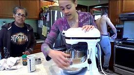 Part 2: Virtual Brunch: Black Bean Brownies/Delgano Coffee Frosting