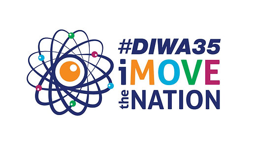 #DIWA35: I Move the Nation