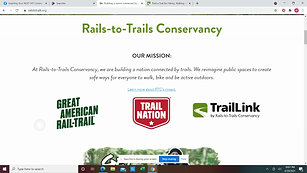 Wendy FAVE - Rails to Trails