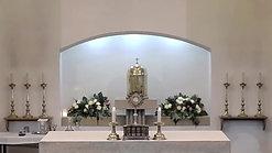 Monday Mass