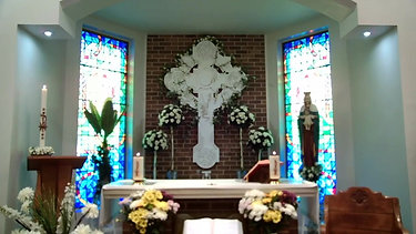 Saturday 23rd May - Exposition: The Dead & Anniversaries of the Deceased followed by Mass