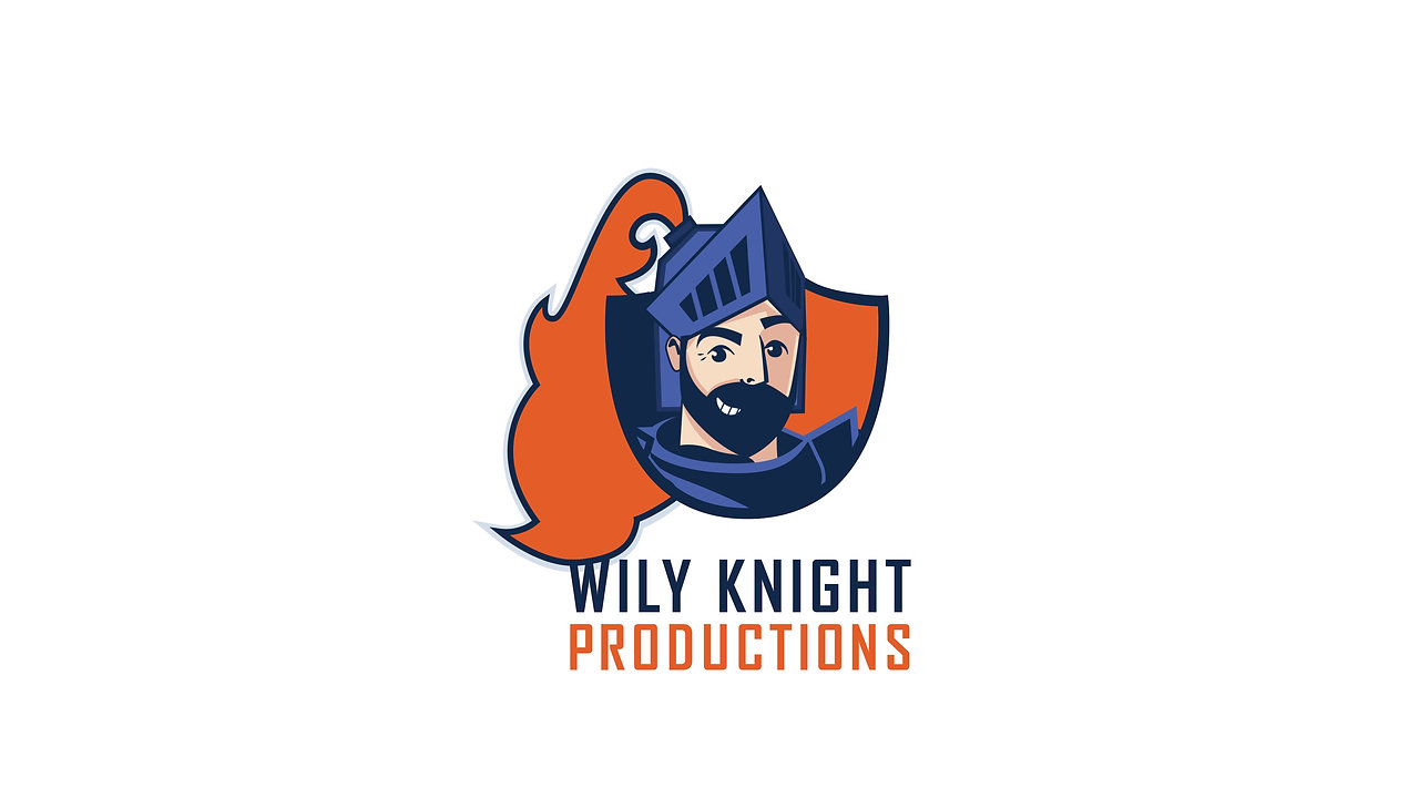 Wily Knight Logo V6 FInal With Ding 4K