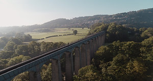 The Pontcysyllte Aqueduct & Canal World Heritage Site - Landscapes In 2020!