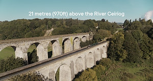 The Pontcysyllte Aqueduct & Canal World Heritage Site - engineering in 2020!