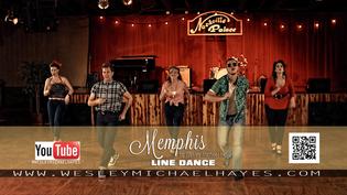 Memphis Line Dance Instruction