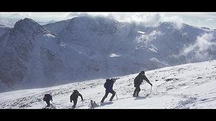 Snowdonia Winter Mountains
