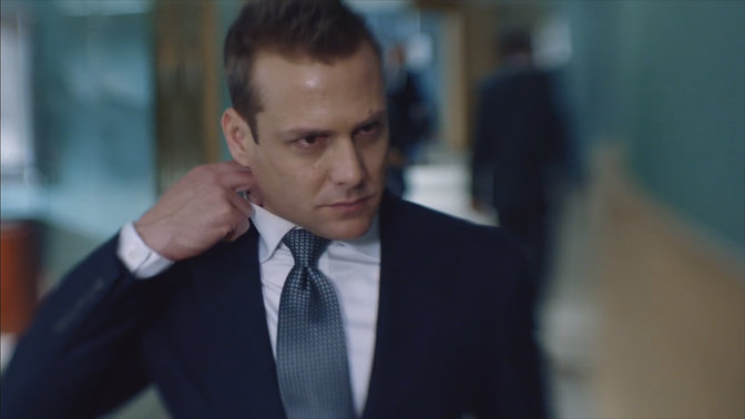 SUITS - Harvey's Panic Attack