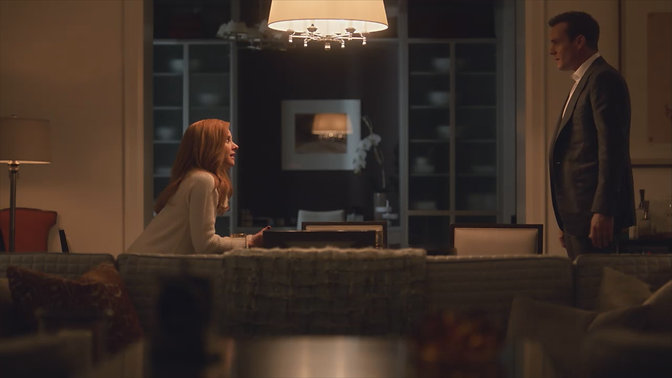 SUITS - Donna Doesn't Want to Lose Harvey