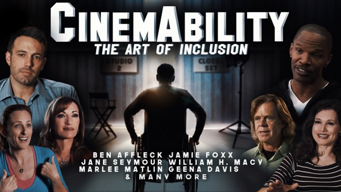 CinemAbility - The Art of Inclusion (Doc) - Trailer