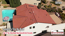 """""""S"""" Tile Re-Roof"""