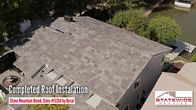 Complete Roof Installation