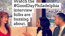 Talking #AutismInHeels and adult diagnosis on Good Day Philadelphia